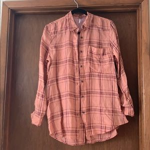 Free people flannel